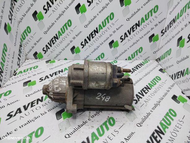 Motor De Arranque Fiat Idea (350_)