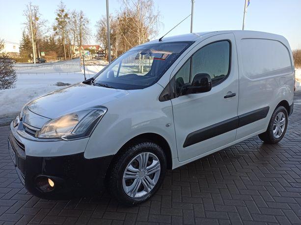 Citroën Berlingo 1.6Hdi 2012r Mega Zadbany / Serwis do końca / Sprawdź