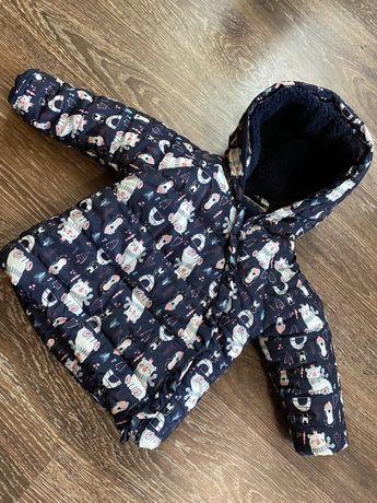 Куртка парка демисезонная осень зима so cute осенняя