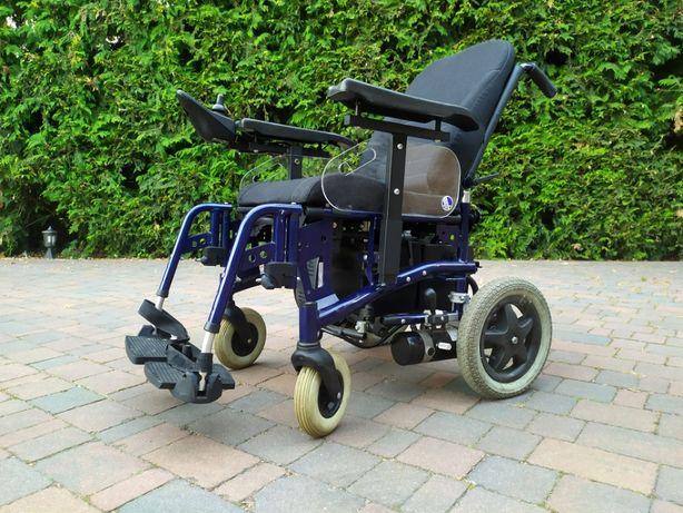 Wózek inwalidzki elektryczny RAPIDO firmy Vermeire