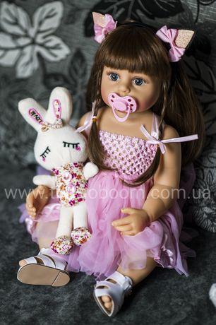 АКЦИЯ!!! Кукла reborn Реборн силиконовая куклы для девочек большие