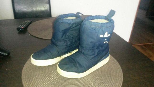 Adidas Slip On Boot K śniegowce r.34