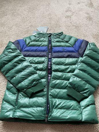 Легкая куртка деми Polo Ralph Lauren