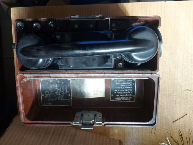 Telefon polowy RWT MB-66