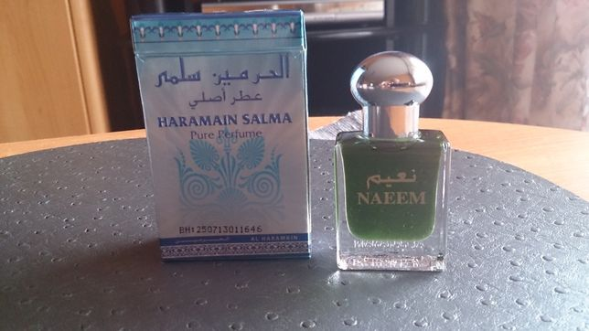perfumy haramain salma naeem pure perfume 15ml