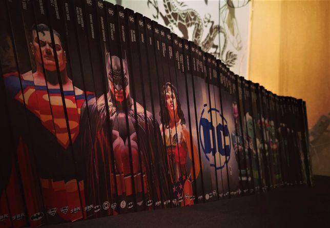 Wielka Kolekcja Komiksów DC - Tomy 1 - 80 (Cała Kolekcja)