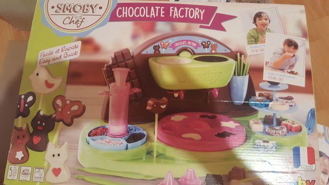 Smoby fabryka czekolady