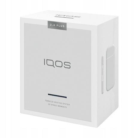 Nieużywane pudełko po IQUOS 2.4 PLUS