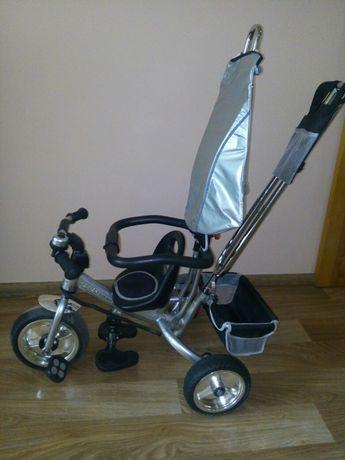 Велосипед Profi Trike + самокат