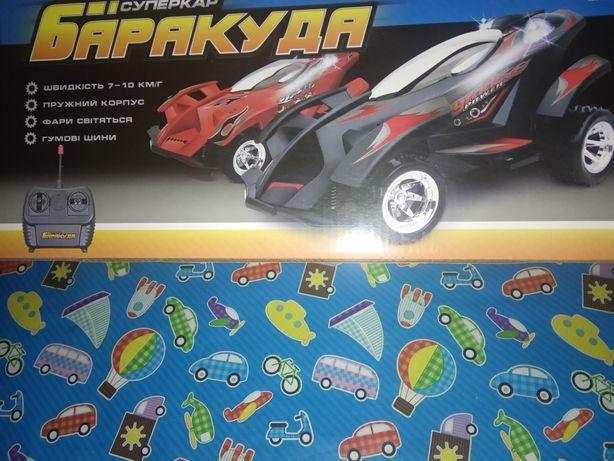 гоночная машина Баракуда