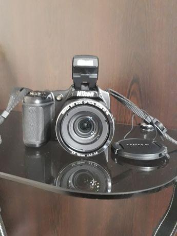 Фотоаппарат Nikon Coolpix L820 Black