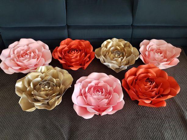 Duże kwiaty CHANEL 40-45cm