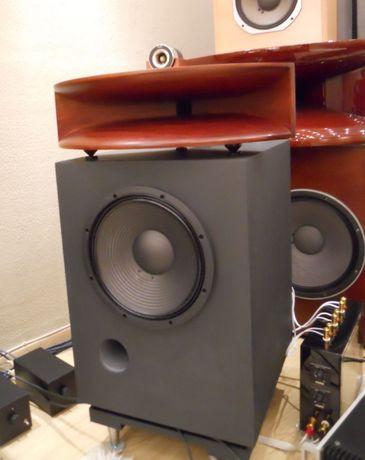"Colunas ""Lesnikov Acoustics"" Small Monitor"