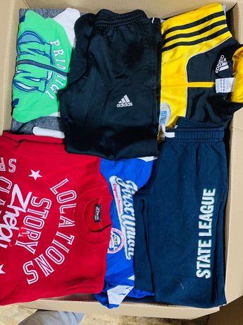 Дитячий спорт одяг 1сорт+2 сорт. Секонд хенд опт