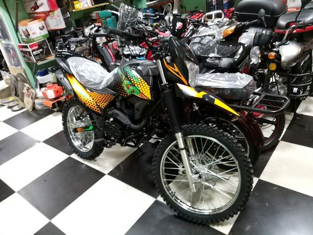Мотоцикл Snineray200 6С Ендуро