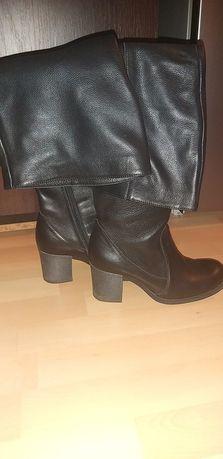 Buty skórzane ann mex 38