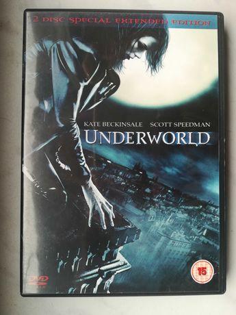 Underworld wydanie dwupłytowe film na DVD