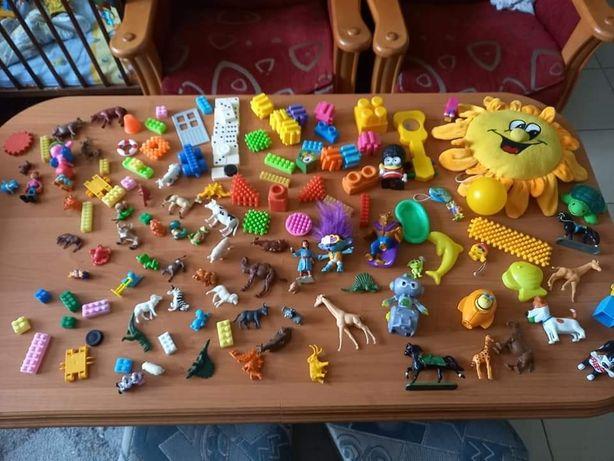 Mix zabawek różne