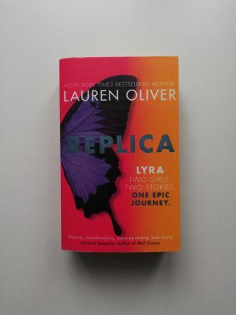 Replica - Lauren Oliver (wydanie angielskie)