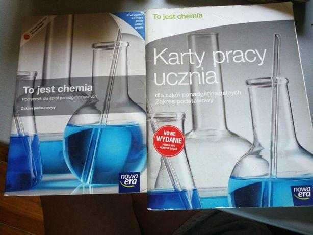 To jest chemia podręcznik i ćwiczenia.