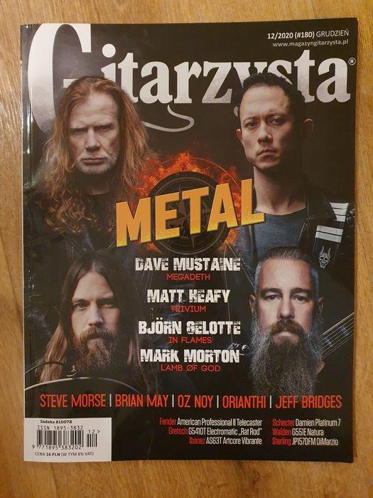 Magazyn gitarzysta 2019/2020 Koszalin - image 1