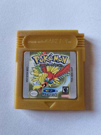 Jogo pokemon gold - GBA - Game Boy - Gameboy