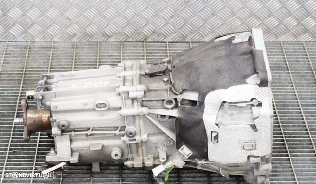 Caixa de 6Velocidades 116cv - GS6-17JG [BMW 116d F20]