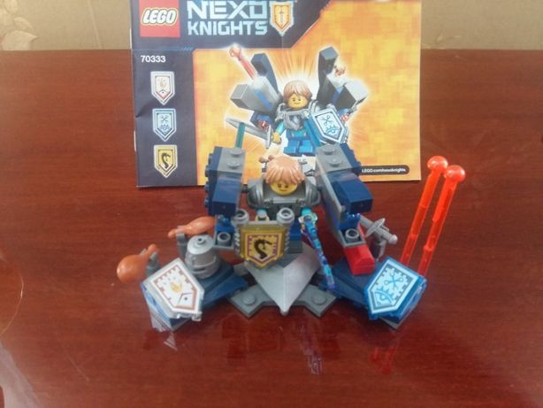 LEGO NEXO KNIGHTS Робин - Абсолютная сила (70333)