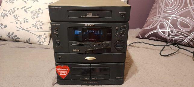 Sharp CD-S3460H(BK) Wieża