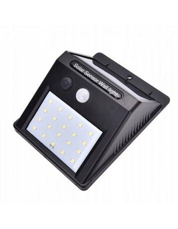 Lampa solarna z czujnikiem Najniższa cena