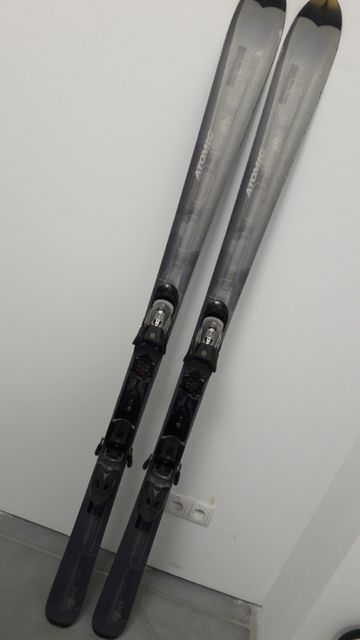 Narty ATOMIC e:Zone E5 170 cm + Atomic CENTRO 310