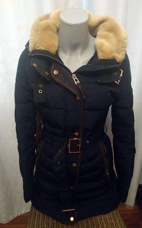 Зимний пуховик Zara