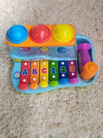 Іграшка ксилофон