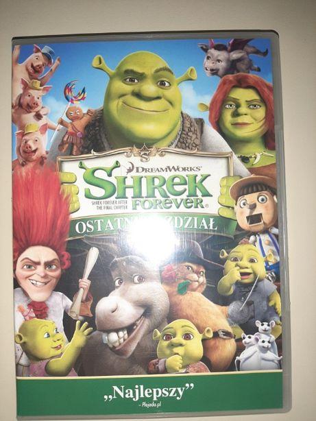 Film DVD Shrek Forever