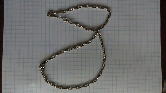 Серебро серебряная цепочка