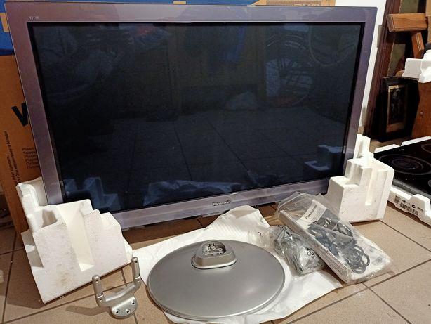 Plazma 42 cale Panasonic srebrny