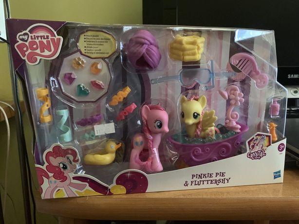 Hasbro My Little Pony Zestaw Kąpielowy Pinkie Pie Fluttershy