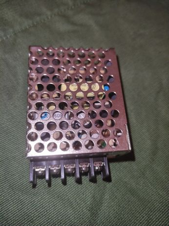 RS-15-12 Блок питания Mean Well 15.6Вт, 12В, 1.3А