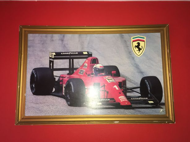 Quadro da Ferrari