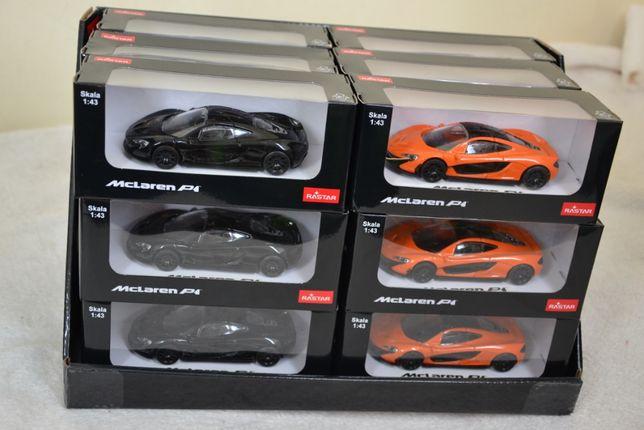 NOWE Modele 1:43 samochodów Firmy Rastar McLaren P1
