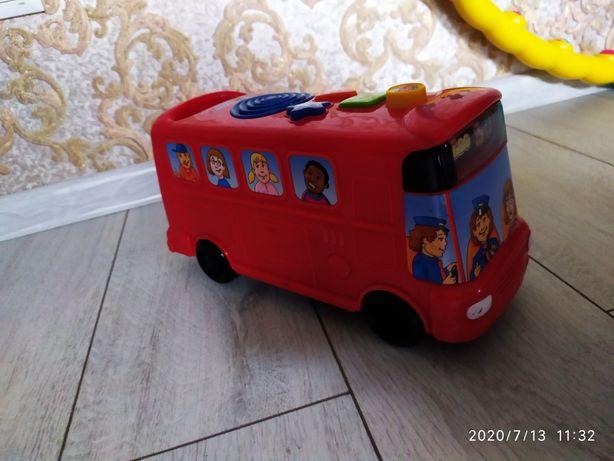Автобус англійська