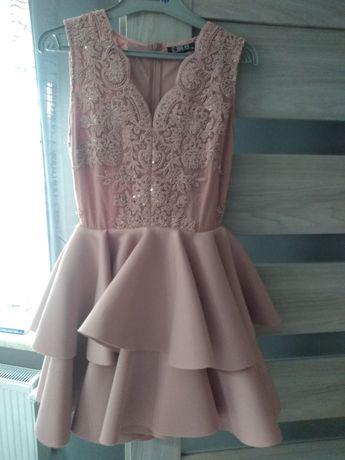 Sukienka firmy E.M.O. model ANA