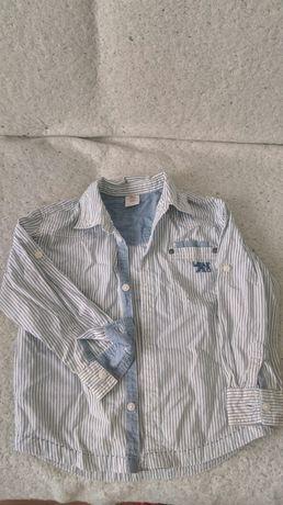 Koszula chłopięca 104/110cm