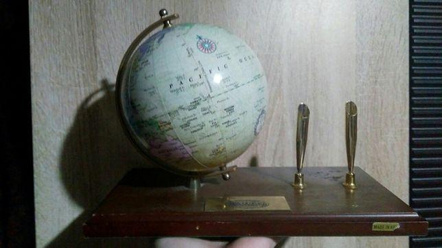 Глобус настольный