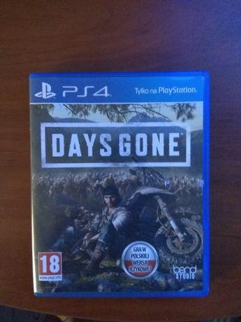 Продаю диск Days Gone ps4.