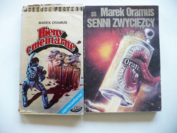 Marek Oramus x 2, Senni zwycięzcy, Hieny cmentarne 1989
