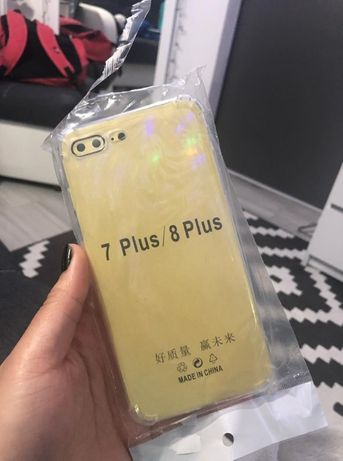 Etui Shock Case dedykowane iPhone 7 Plus / 8 Plus