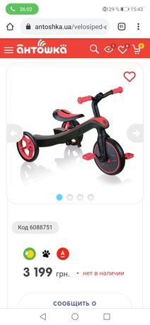 Детский велосипед.   Велик. Велосепед