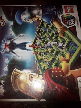Lego planszówka Minotaurus