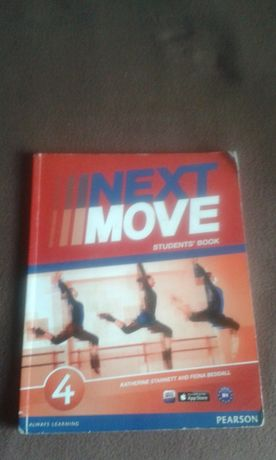 NEXT MOVE students book 4